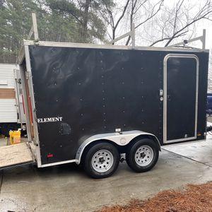 6x12 Enclosed Trailer for Sale in Stonecrest, GA