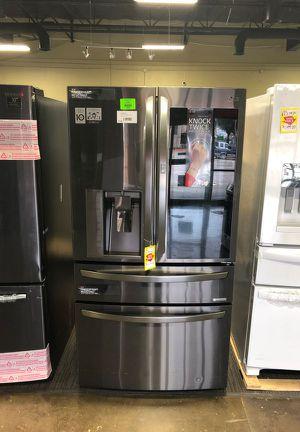 Brand New LG InstaView Door-in-Door Refrigerator (Model:LMXC23796D) KQ for Sale in Mesquite, TX