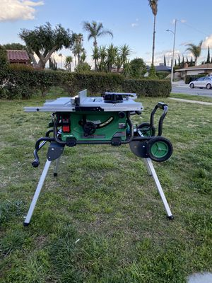 HITACHI TABLE SAW for Sale in Fontana, CA
