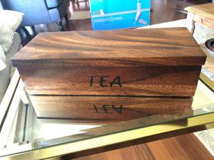 Tea box wood for Sale in Glendora, CA