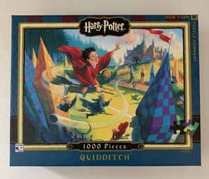Puzzle - Harry Potter / 1000 pieces (game) for Sale in Seattle, WA