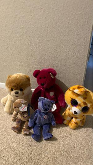 Ty stuffies for Sale in Bellevue, WA
