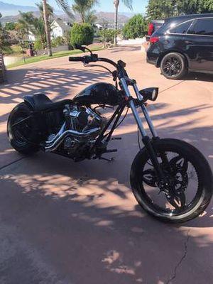 2012 Black Widow Chopper for Sale in Corona, CA