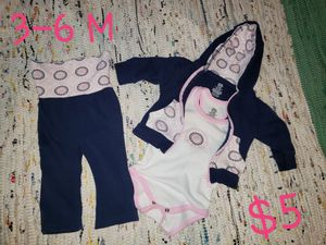 Baby girl fall and wonter clothes for Sale in Arlington, TX