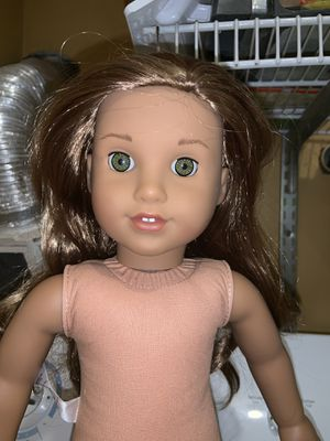"American girl doll Lea Clark 18"" tall for Sale in Savage, MD"