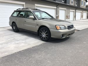 2004 Subaru Outback L.L Bean Edition for Sale in American Fork, UT