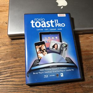 Roxio Toast 11 Pro software for Sale in Tualatin, OR