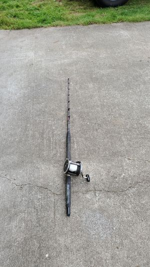 Halibut fishing rod for Sale in Port Orchard, WA