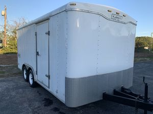 2004 ENCLOSED TRAILER 8X16X6.6 for Sale in Lake Worth, FL