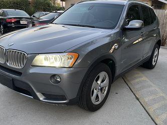 2011 BMW X3 XDrive for Sale in San Bernardino,  CA