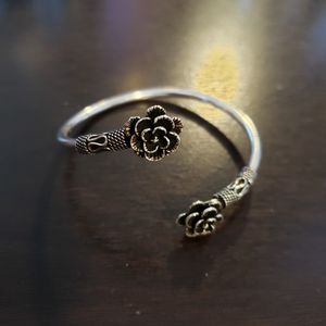 (Make an Offer).925 Oxidized Silver Bracelet(Authentic Indian Design) for Sale in Arlington, VA