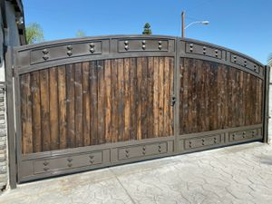 I Made custom Gates,fences for Sale in Torrance, CA