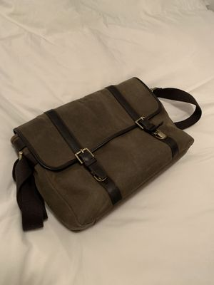 Rustic Fossil Messenger Bag for Sale in New York, NY