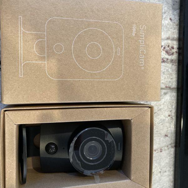 Simplisafe HD Security camera SimpliCam