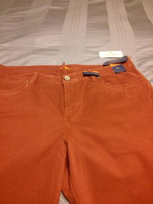New men's tommy bahama twill pants size 36x32 for Sale in Los Angeles, CA