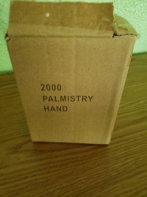 Palmistry kit never used for Sale in Trinity, FL