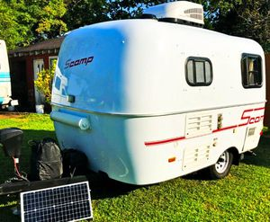 Very well maintained 👁👁👁2008 Scamp 13' 👁👁👁Camper👁👁👁 for Sale in Pittsburgh, PA
