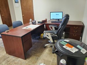 Desk Setup for Sale in Keizer, OR