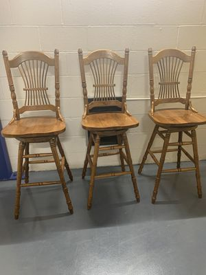 Swivel bar stools or Island stools for Sale in Arnold, MO