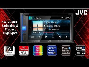 JVC Head Unit for Sale in Winchester, CA