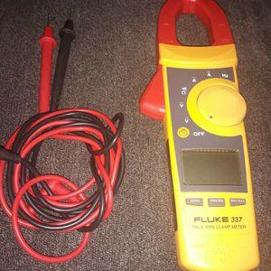 Fluke 337 Clamp Meter for Sale in Los Angeles, CA