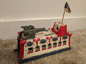 Cast iron coin banks for Sale in Bellevue, WA