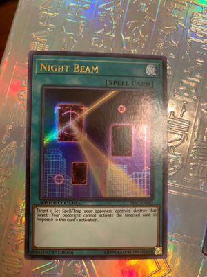 Night Beam for Sale in Warrenton, VA