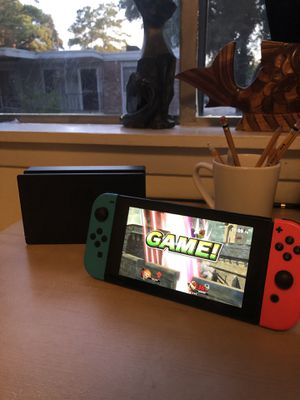 Nintendo switch, works great! for Sale in Houston, TX