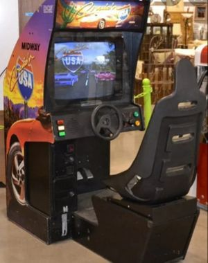 Nintendo Crusin' USA Arcade Game Cabinet for Sale in Antioch, CA