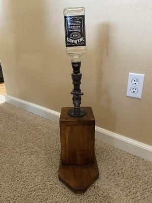 Rustic home / bar decor whiskey spout for Sale in Auburn, WA