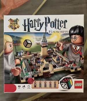 Harry Potter Board Game LEGO Set for Sale in Sacramento, CA