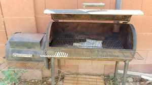 Old Barrel Style BBQ grill for Sale in Mesa, AZ