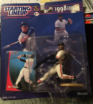 1998 starting lineup Mo Vaughn for Sale in Oroville, CA