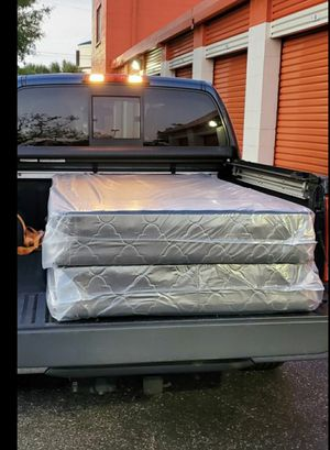 Twin bed set can deliver new for Sale in Belleair, FL