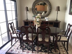 Solid Wood Table for Sale in Scottsdale, AZ