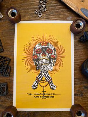 Paul Rodriguez Plan B Skateboard Print for Sale in Bellevue, WA