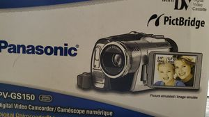 New Mini Digital Camcorder Panasonic 10X optical zoom. for Sale in Queens, NY