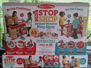 Melissa & Doug 1 Stop Shop Deluxe for Sale in Smoke Rise, GA