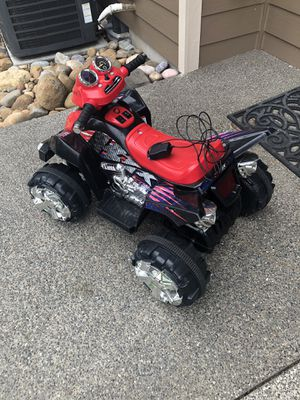 Kids Four Wheeler Ride-On Vehicle for Sale in Vancouver, WA