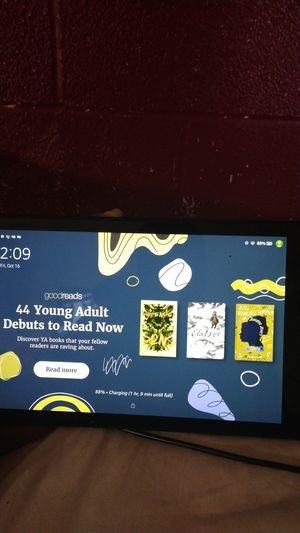 Amazon Kindle Fire 10 hd tablet for Sale in Warren, MI