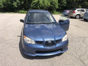 2007 Subaru Impreza, Clean title. for Sale in North Versailles, PA