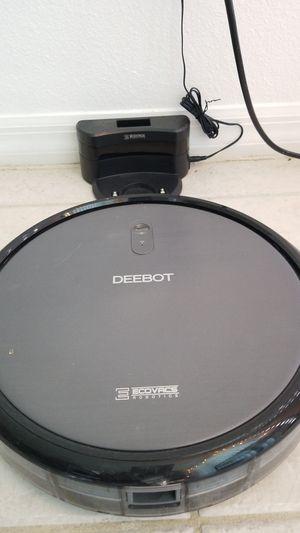 Deebot robot vacum like new for Sale in Melbourne, FL