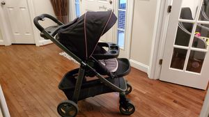 Graco Click Connect Travel System Stroller for Sale in Woodbridge, VA
