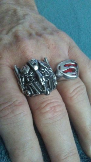Transformers Optimus Prime Ring for Sale in Orlando, FL