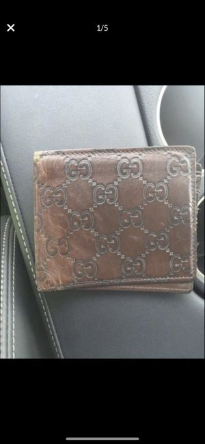 Authentic Gucci wallet for Sale in El Cajon, CA