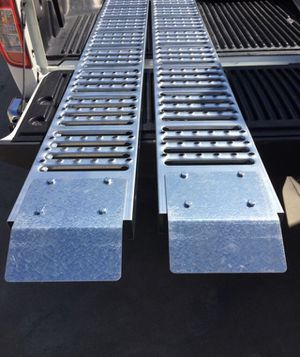 Extra Long Ramps for RZR, ATV, and Lawn equipment for Sale in Beaumont, CA