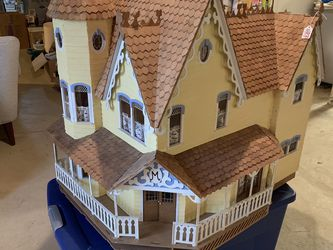 Model Doll House- Victorian Style for Sale in Warrenton,  VA