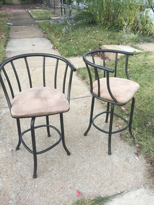 Nice bar stools for Sale in St. Louis, MO