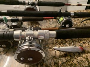 Offshore fishing rods make an offer for Sale in Davie, FL