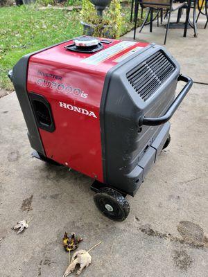 Honda generator for Sale in Streamwood, IL